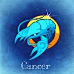 Cancer man and scorpio woman