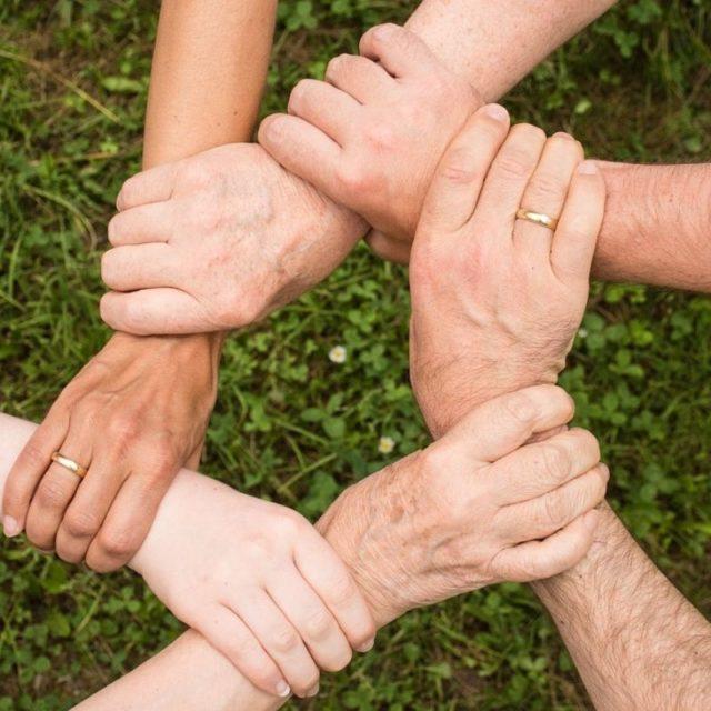 Aquarius Man Unity in Family