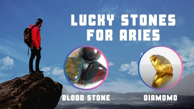 Best and Lucky Stones for Aries | 2019