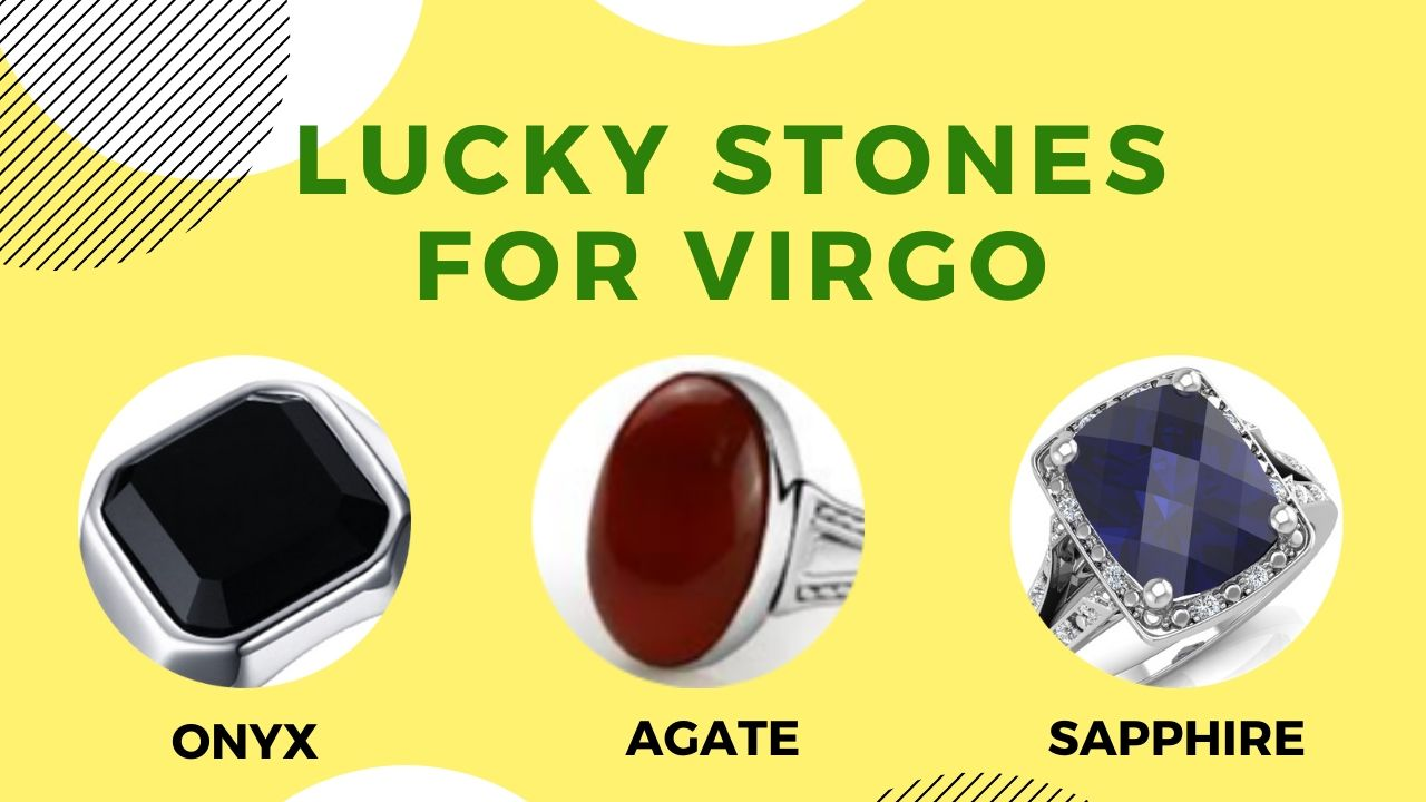 Best and Lucky Stones for Virgo