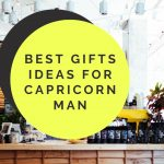 Best Gifts Ideas for Capricorn Man